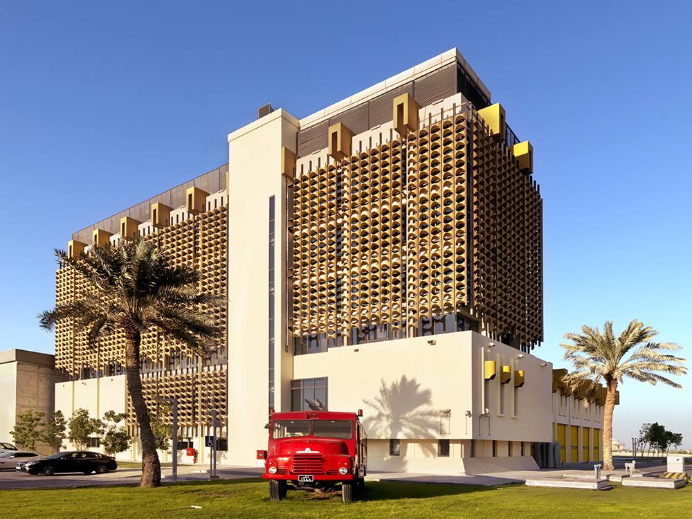Doha Fire Station