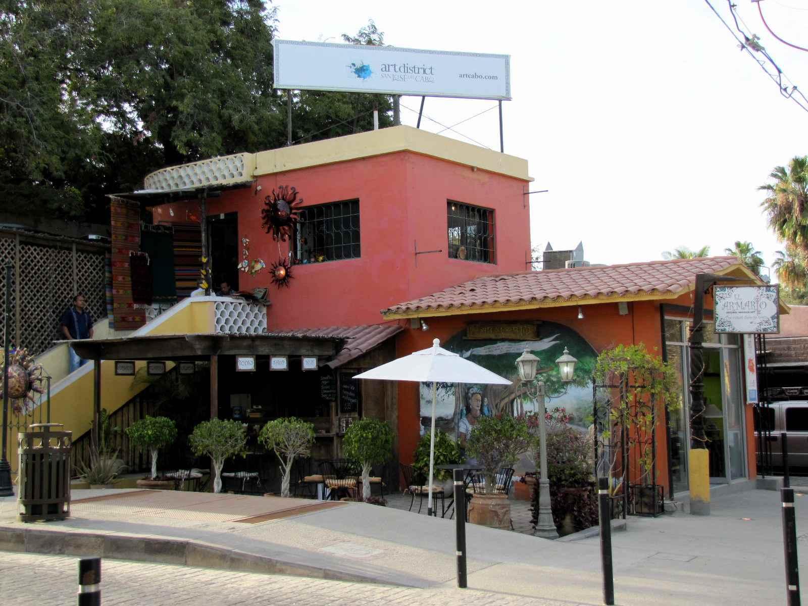 Art District in San Jose del Cabo