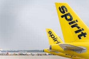 Spirit And American Airlines Delays Extend To Fourth Day
