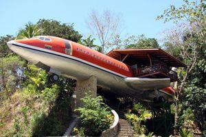 747 Airplane Costa Rica Vrbo contest