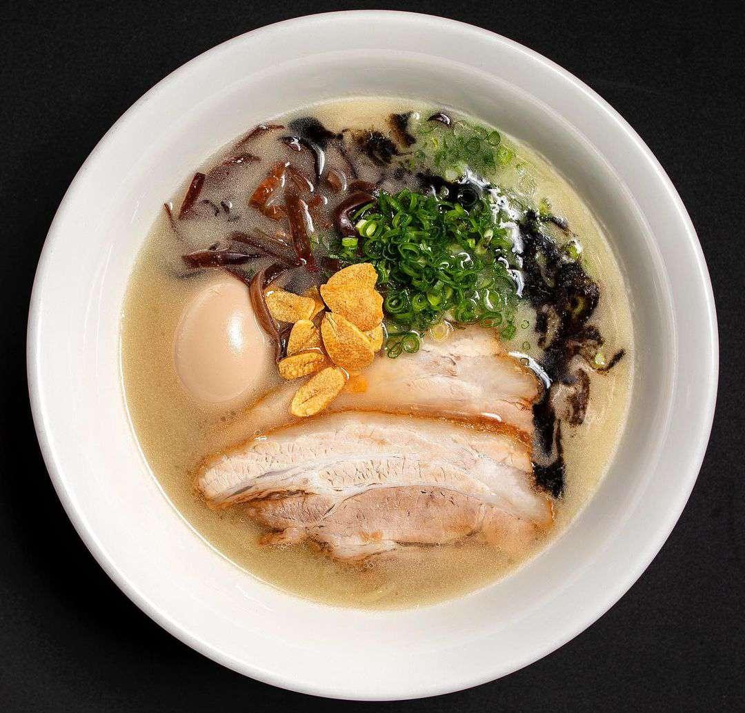 Noodles at Tan Tan