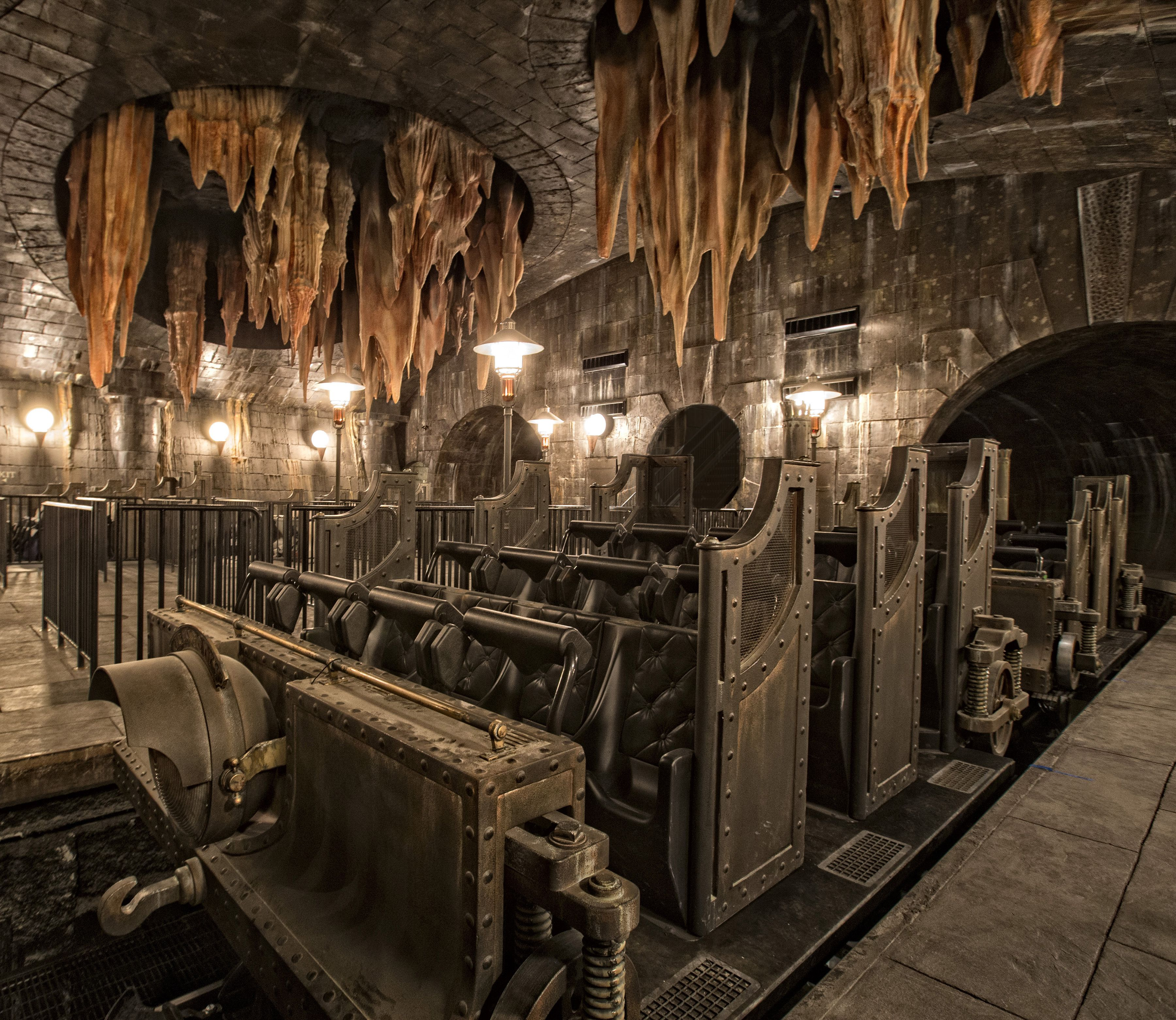 Could You Handle Universal's Escape From Gringotts Ride?