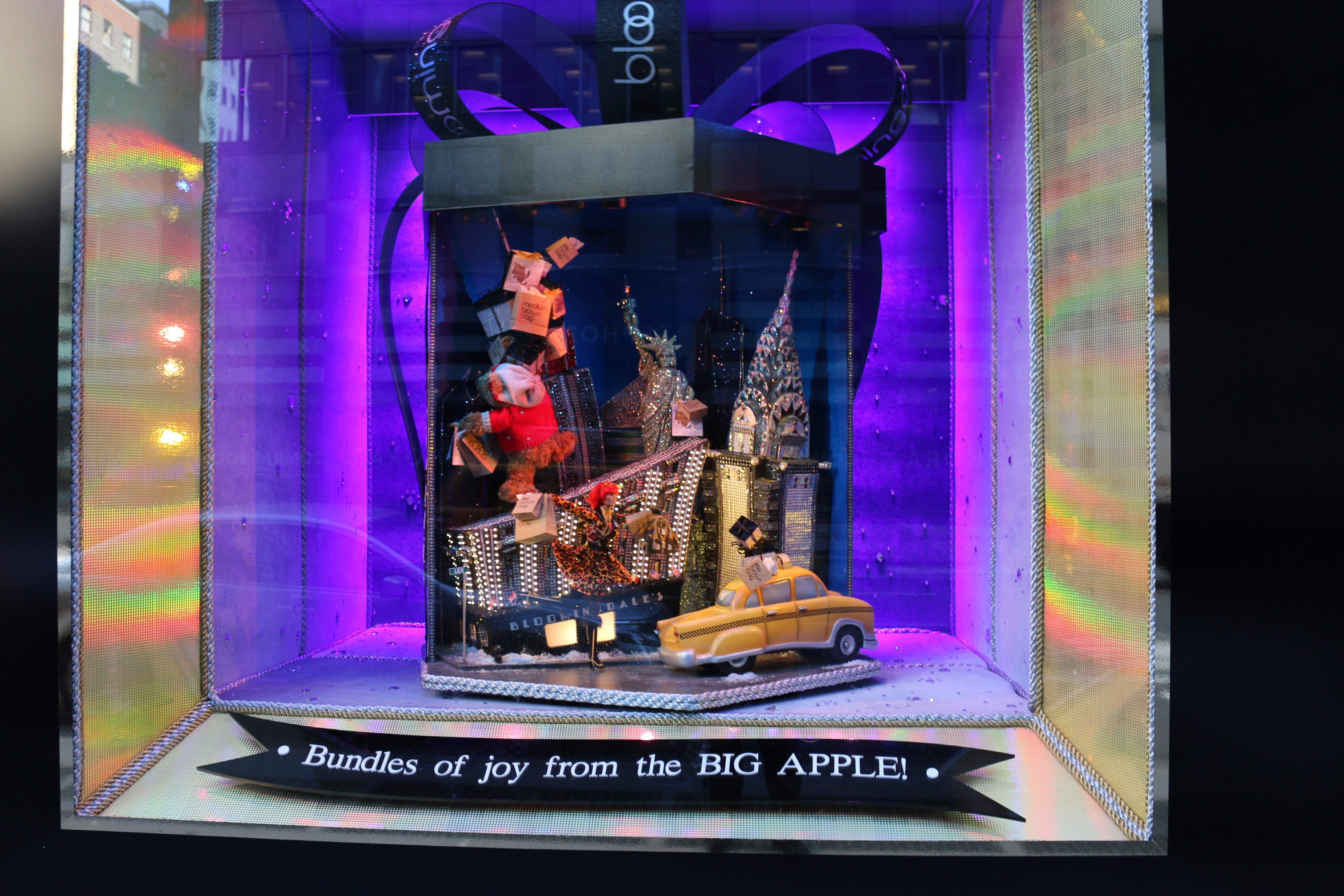 Visit the Holiday Window Displays in New York City