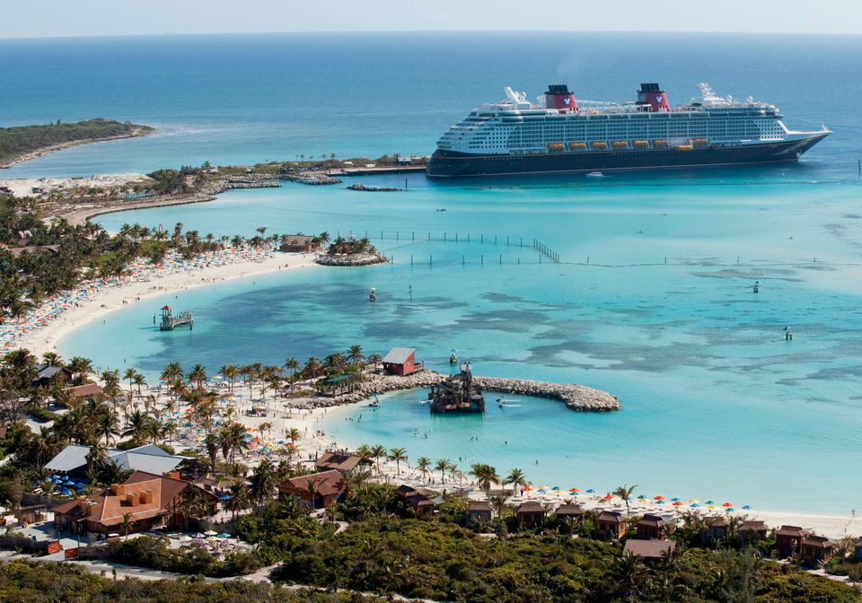 Disney's Private Island in the Bahamas, Castaway Cay