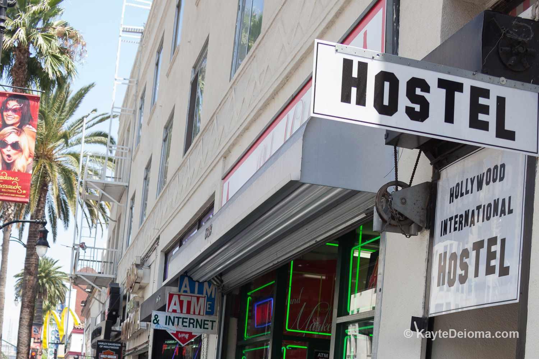 Hollywood Walk of Fame Hostel