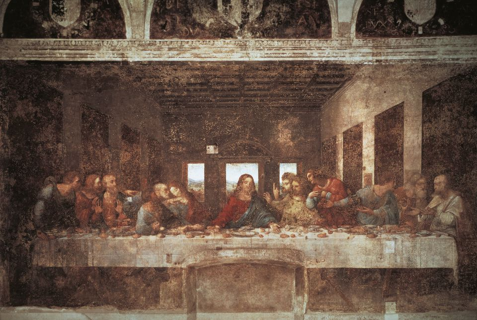 Seeing Da Vincis The Last Supper In Milan