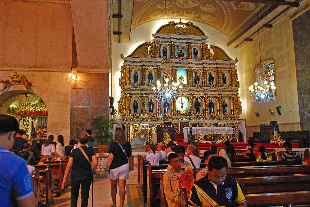 Basílica Minore del Santo Niño, Cebu