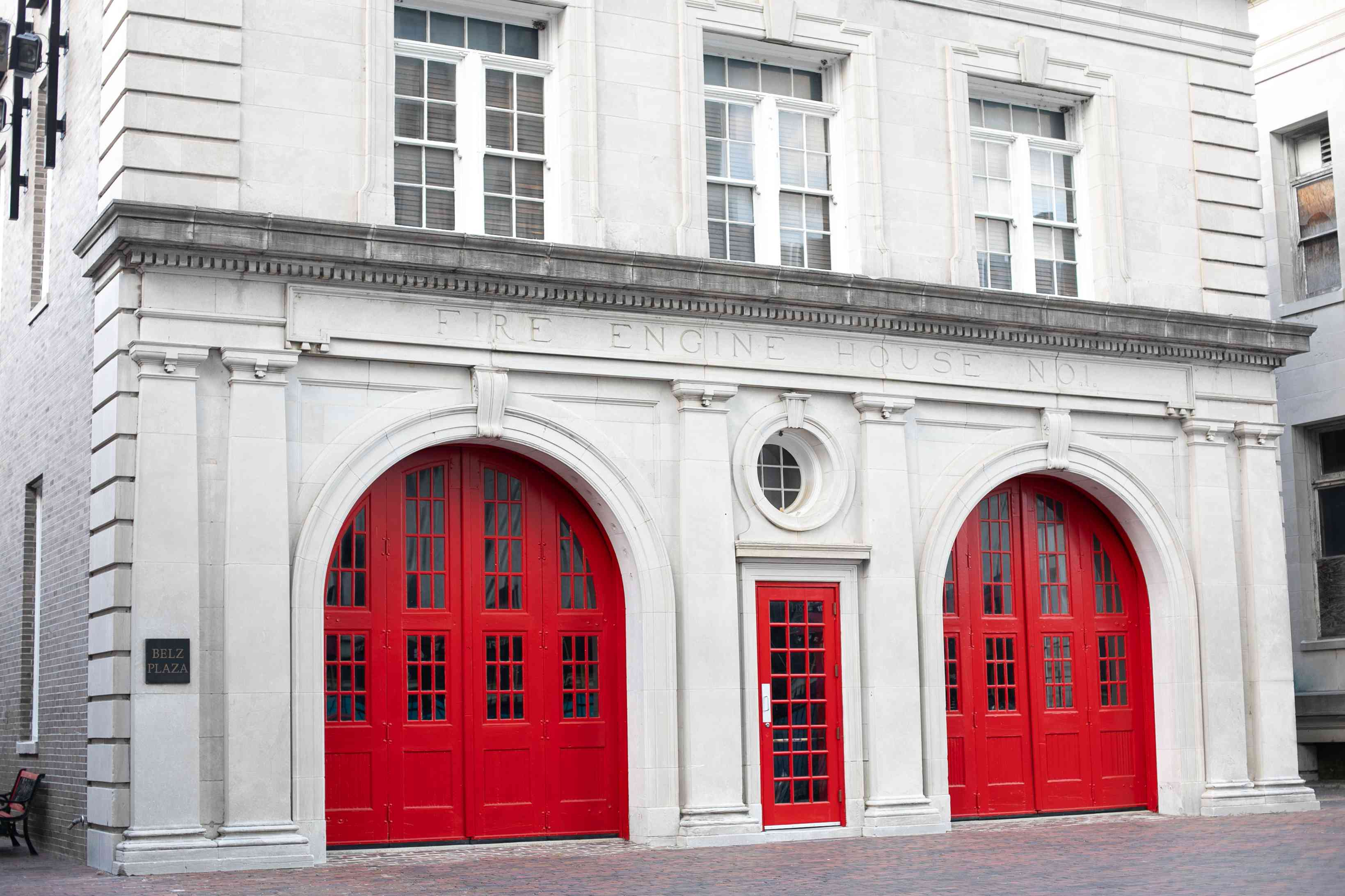 The Fire Museum of Memphis in Tennessee