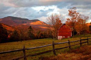 Autumn in the Catskills