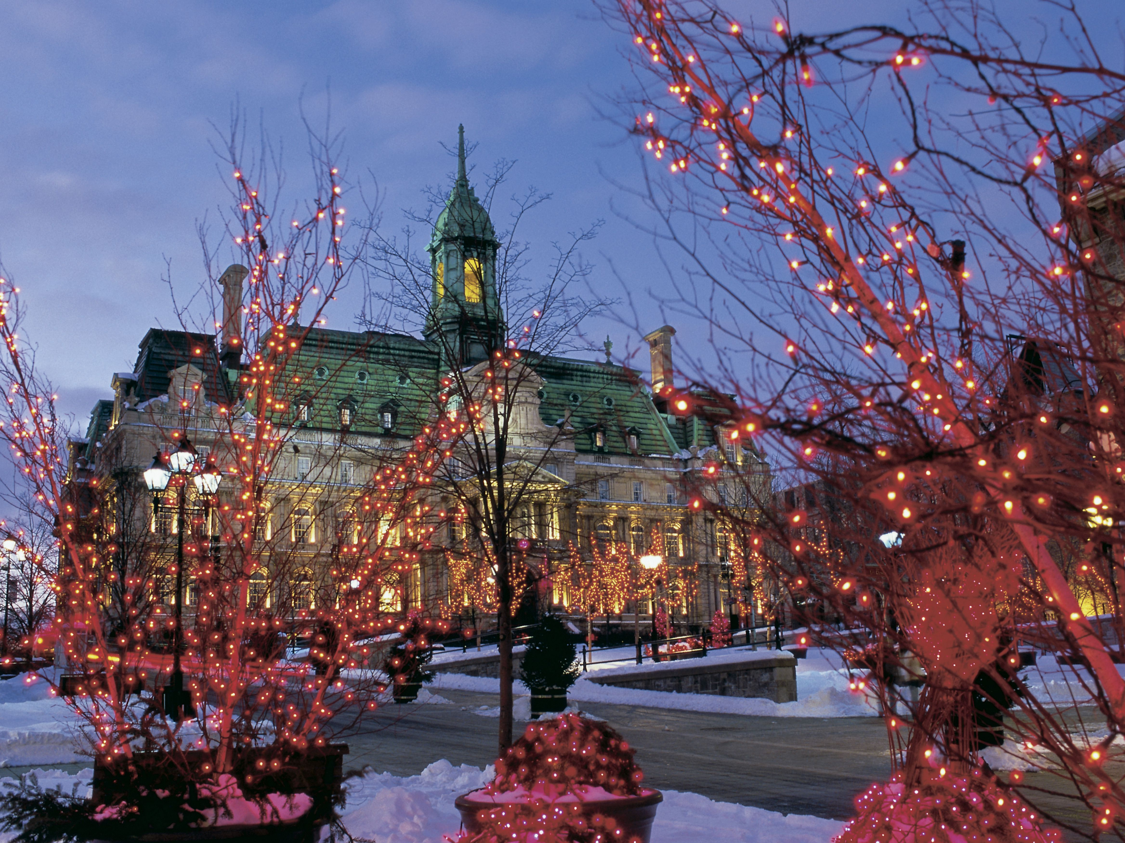 Montreal Christmas Market 2020 Things to Do for Christmas in Montreal
