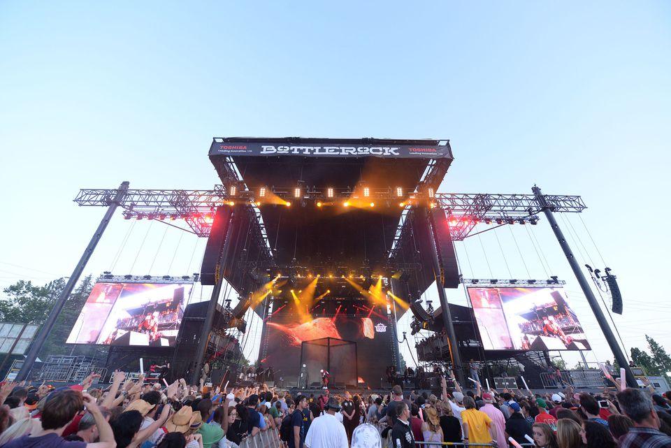 2014 Bottlerock Music Festival