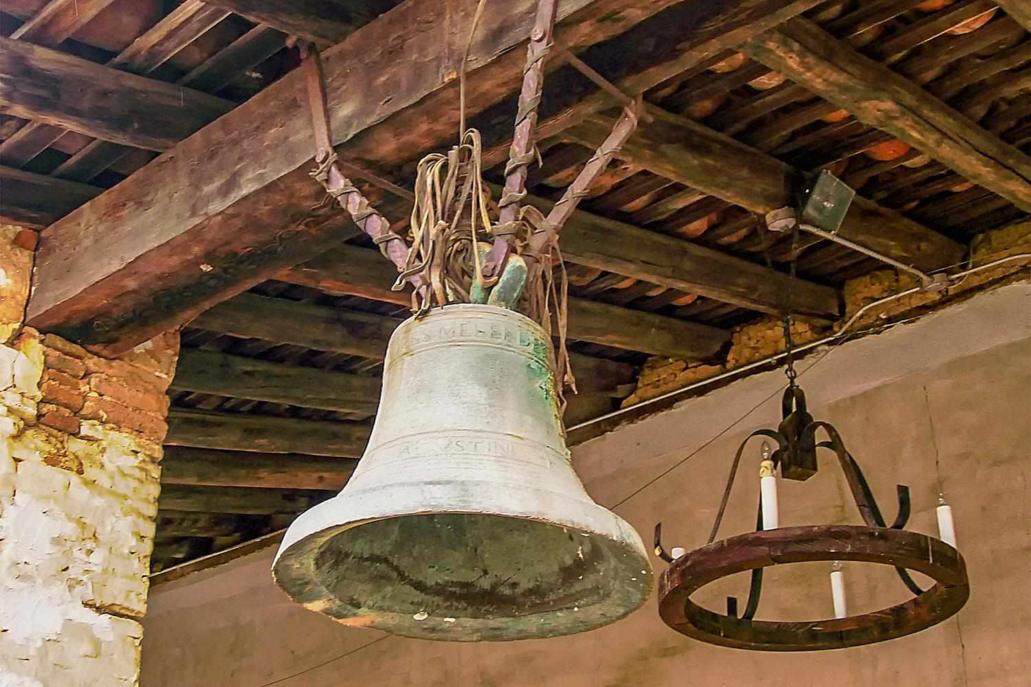 Mission Bell at San Miguel