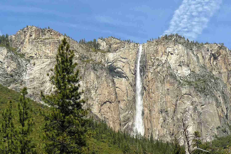 Ribbon Fall, Yosemite