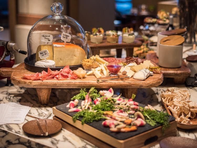 Christmas Eve Menu Ideas For Buffet.Restaurants Open For Christmas In The Washington D C Area