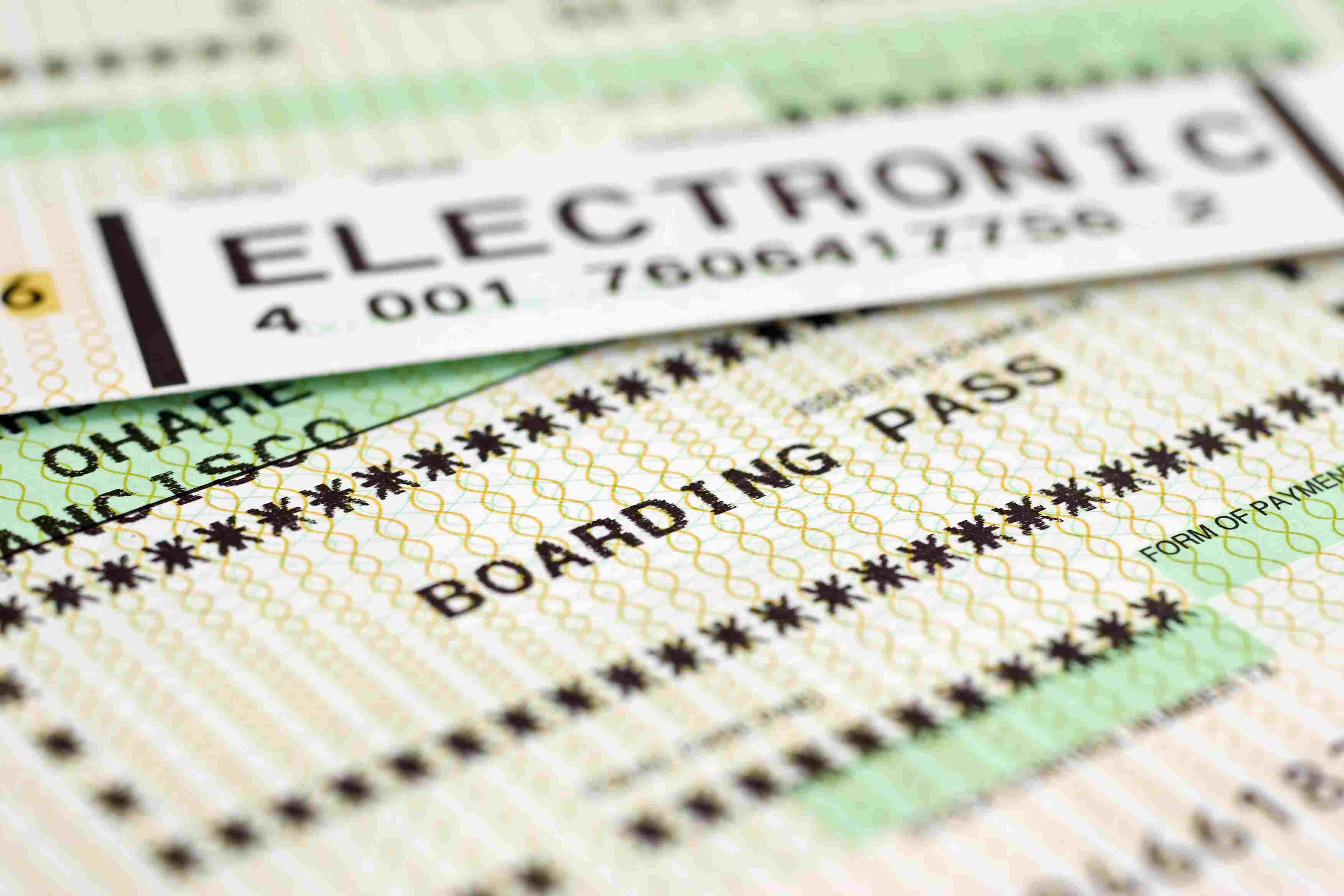 A boarding pass might not guarantee you'll leave on the next flight.