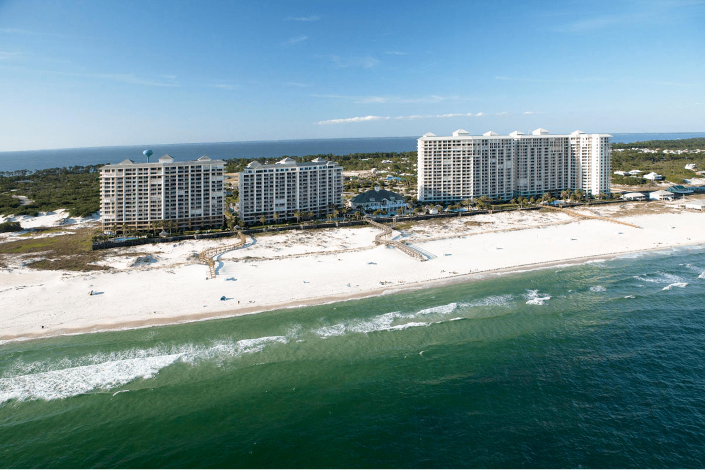 The Beach Club At Gulf Ss View