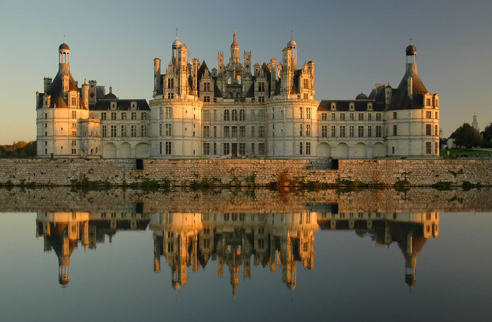 Chambord Chateau, Loire Valley