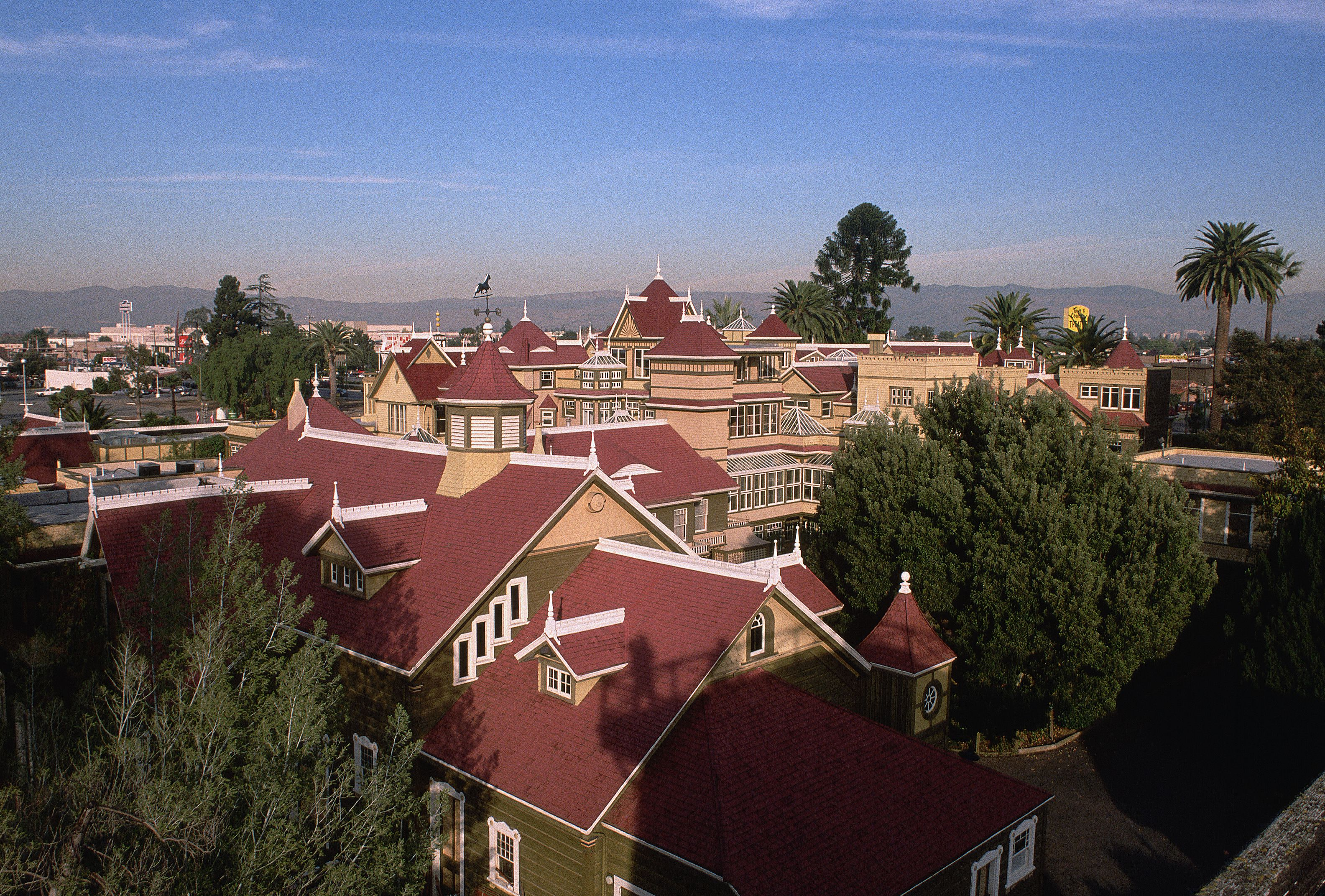 winchester mystery house pictures history tour tips
