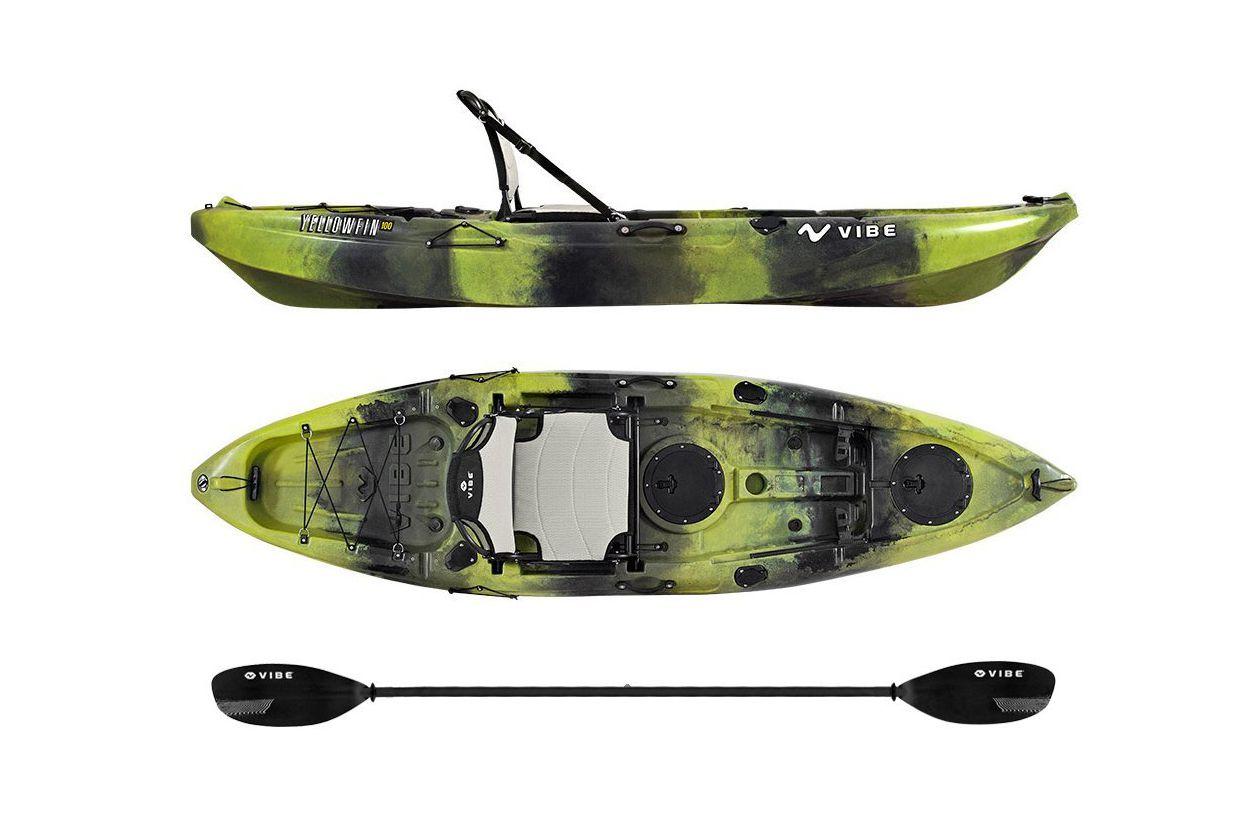 10 Best Fishing Kayaks For 2018