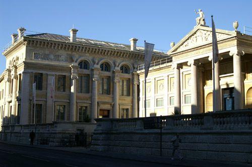 Oxford University's Ashmolean Museum