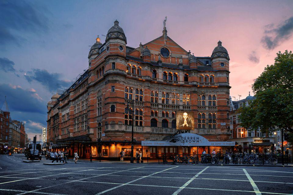 Palace Theatre, London, England, United Kingdom