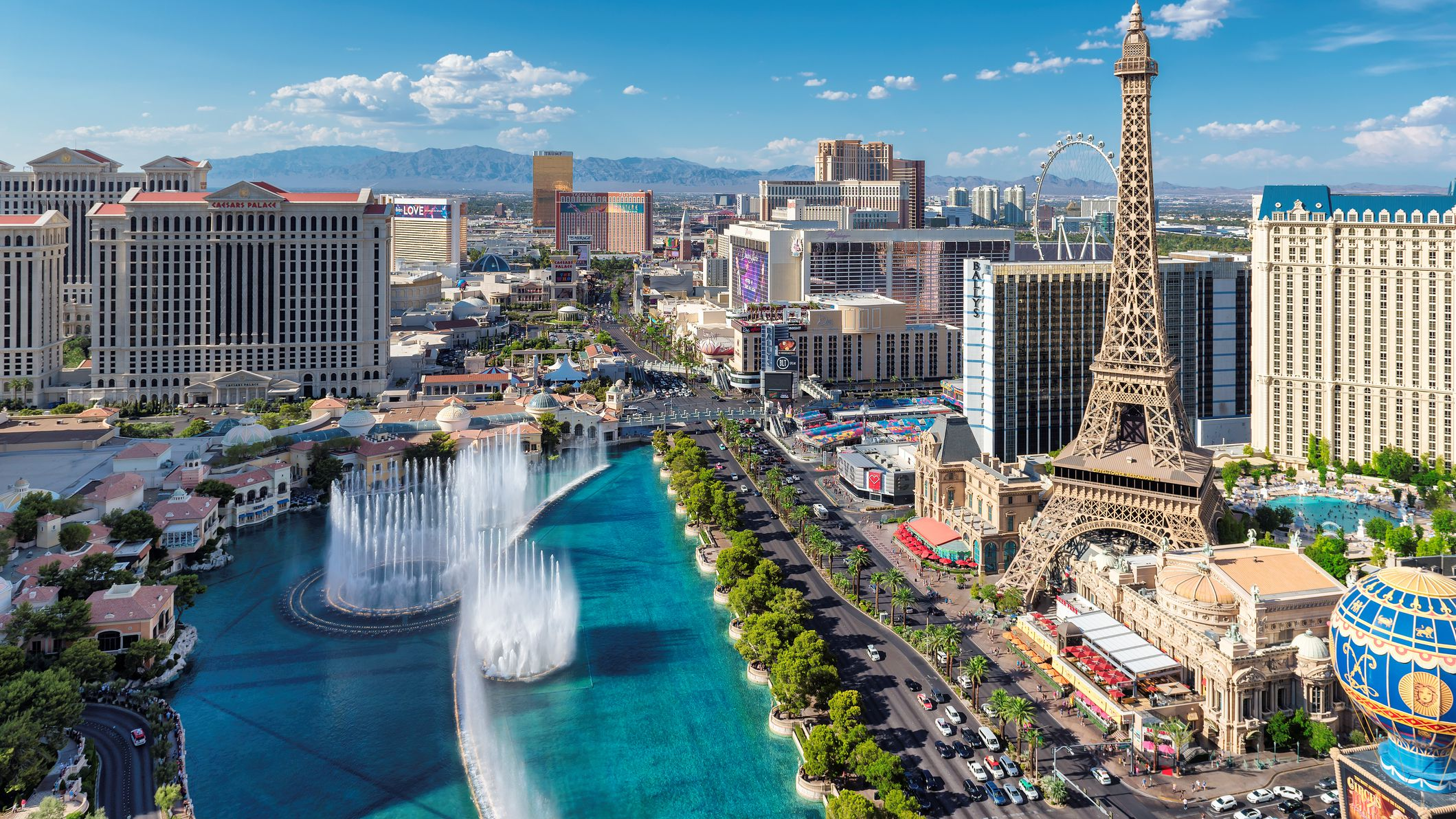 May in Las Vegas: Weather and Event Guide