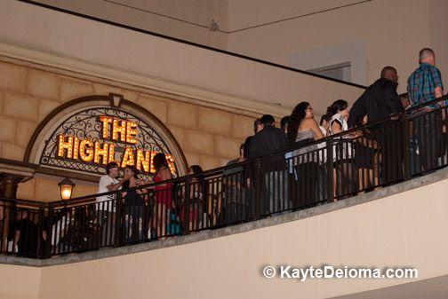The Highlands Hollywood at Hollywood & Highland
