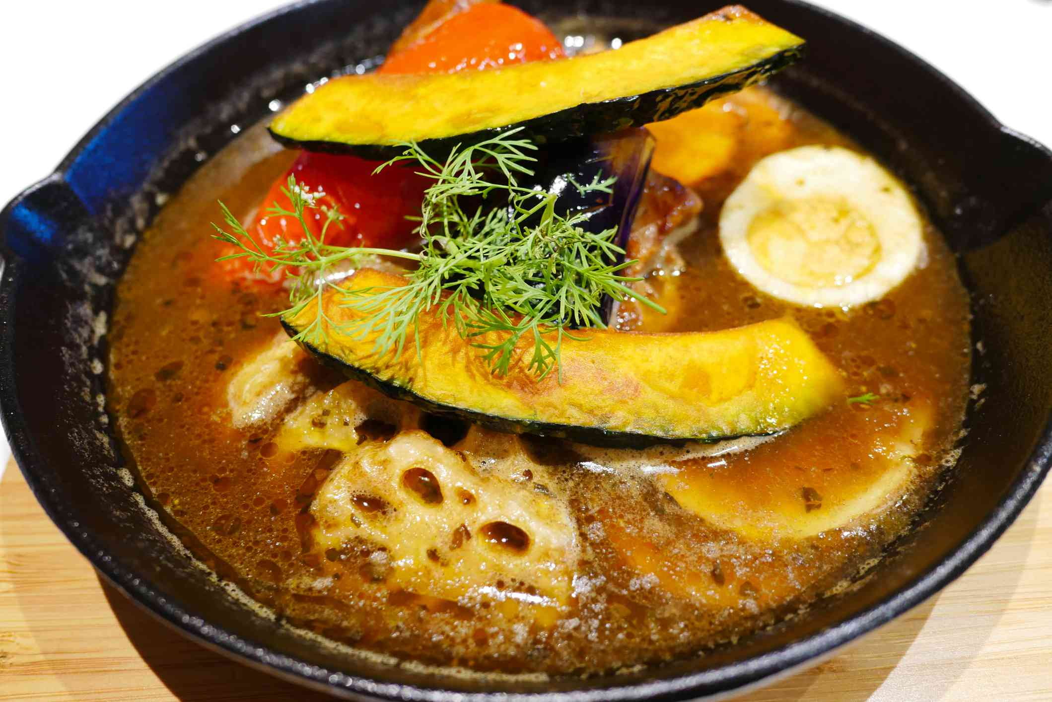 soup curry hokkaido