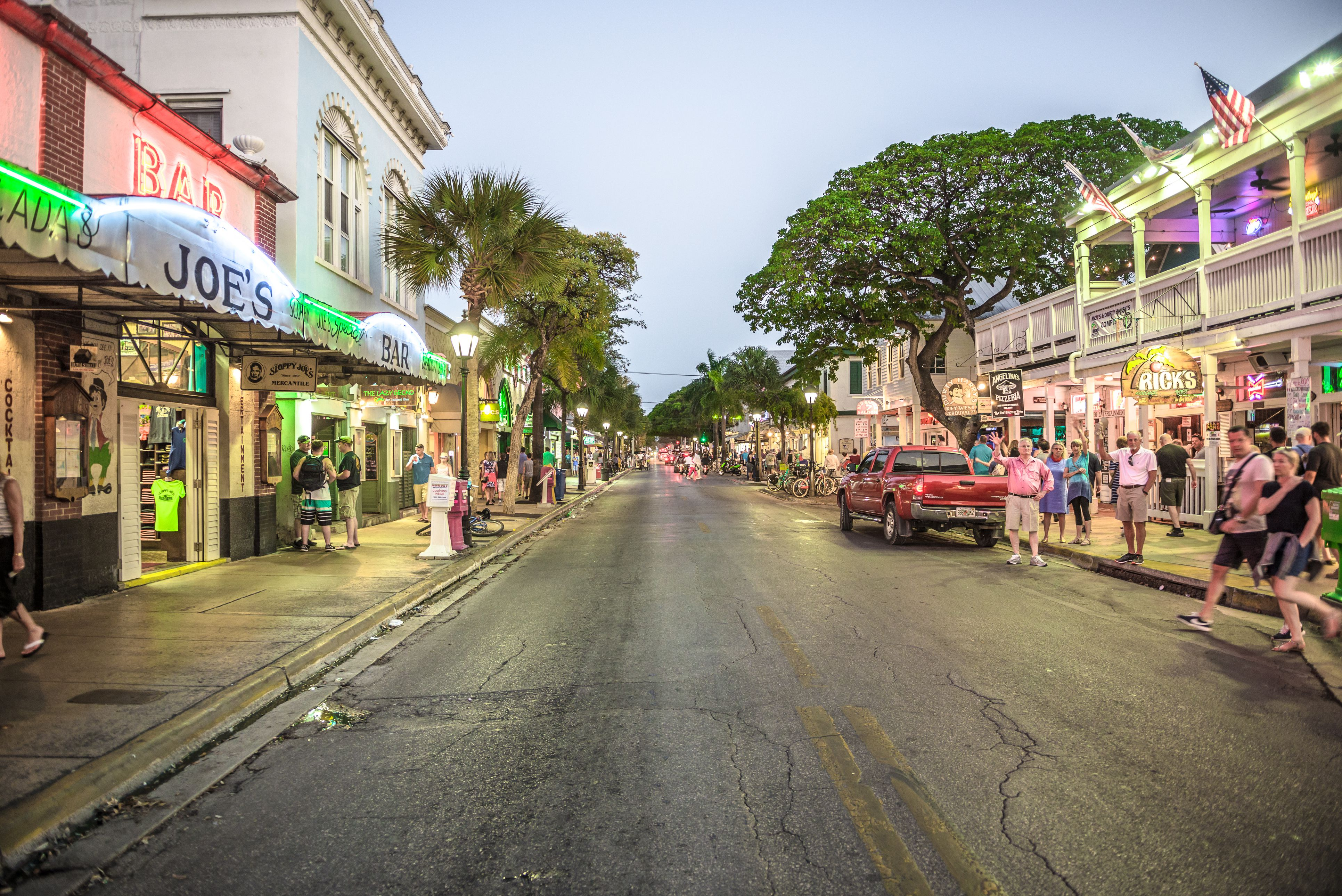 Key West Florida Top Bars And Watering Holes