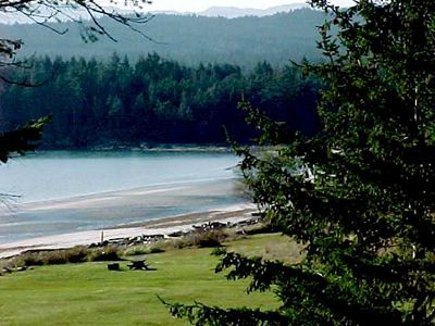best beaches near vancouver: hornby island