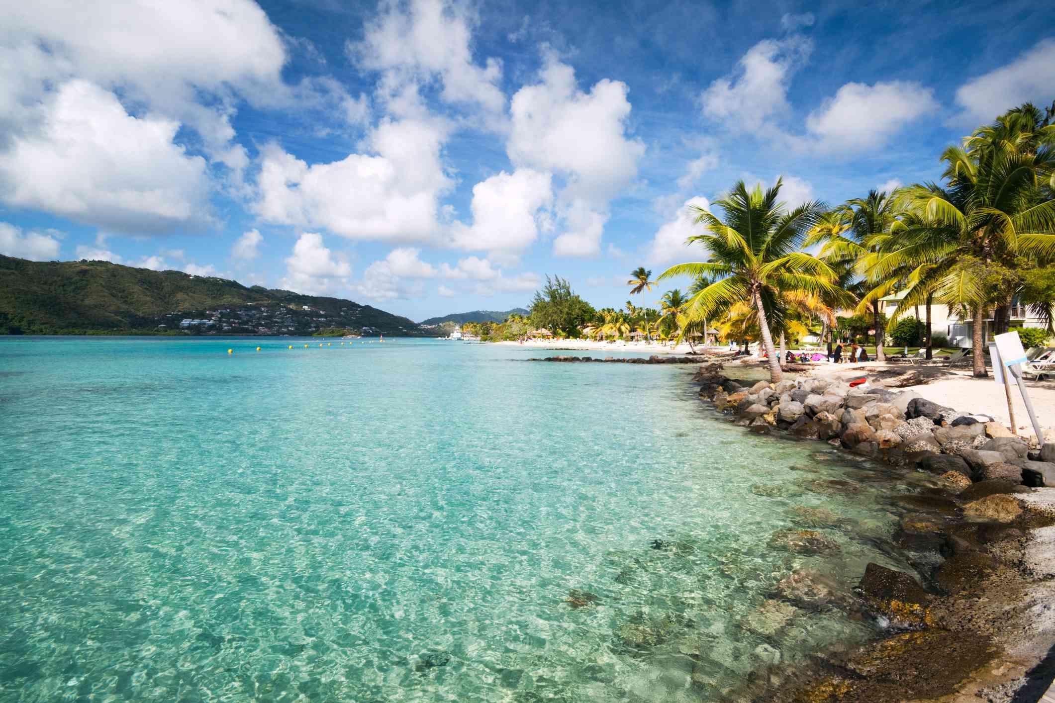 Martinique, France, Caribbean overseas territory