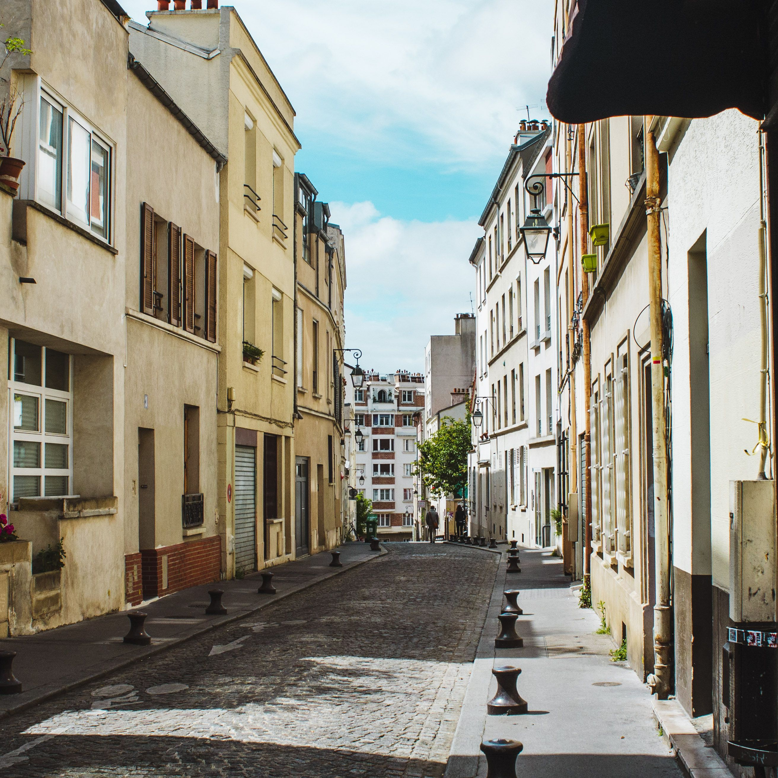 Hotel De La Butte exploring the butte aux cailles neighborhood in paris