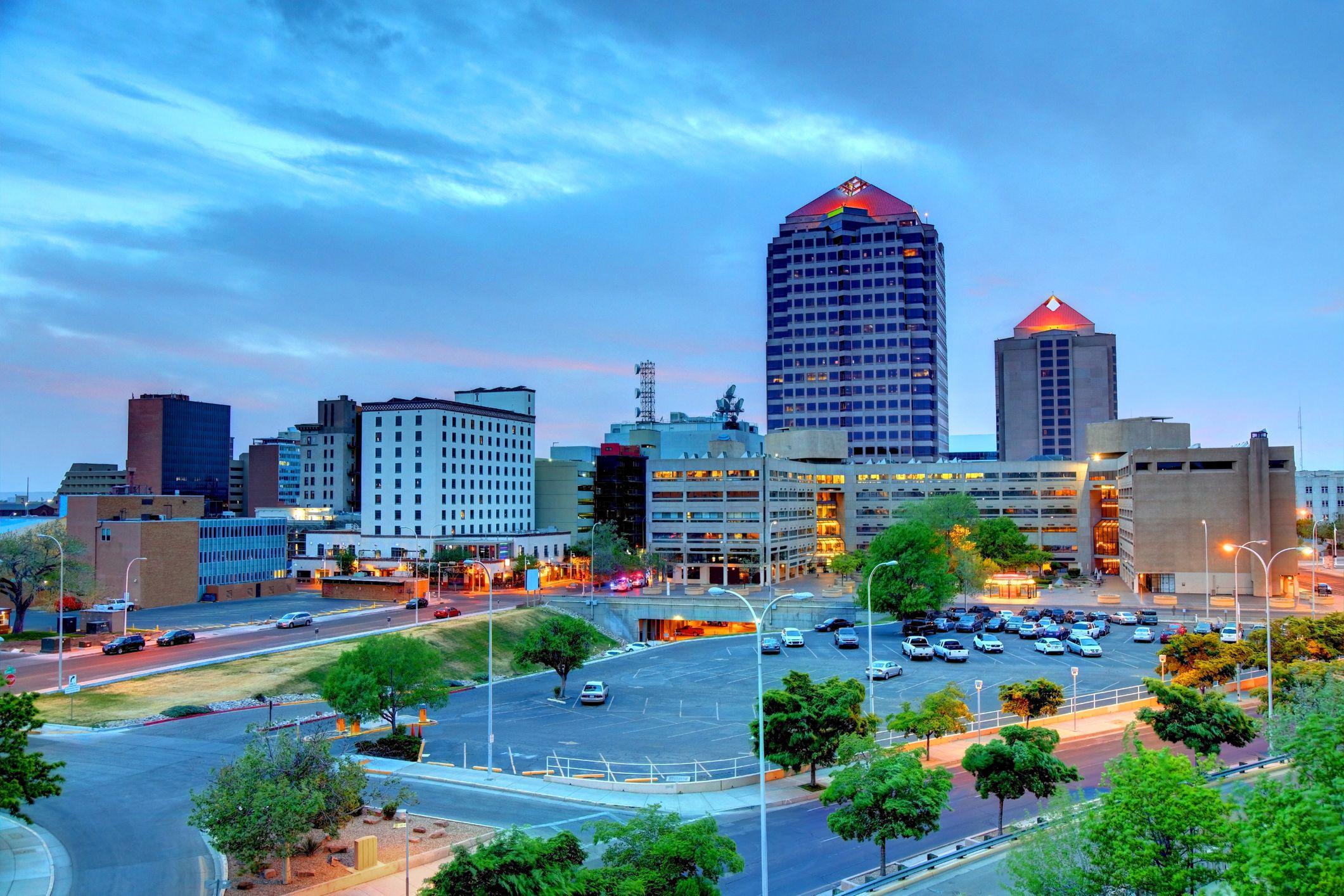 Albuquerque, NM | Cities for Financial Empowerment Fund