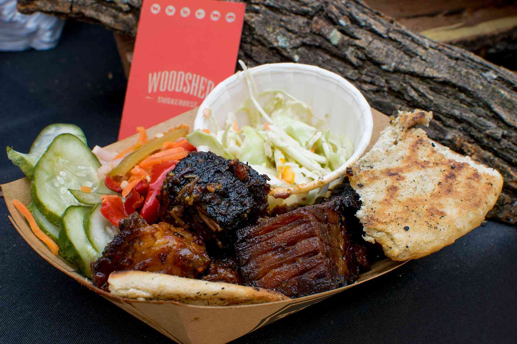 Goodies found at the Fort Worth Food + Wine Festival