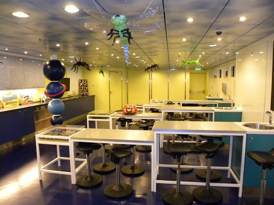 Oasis of the Seas - Adventure Science Lab