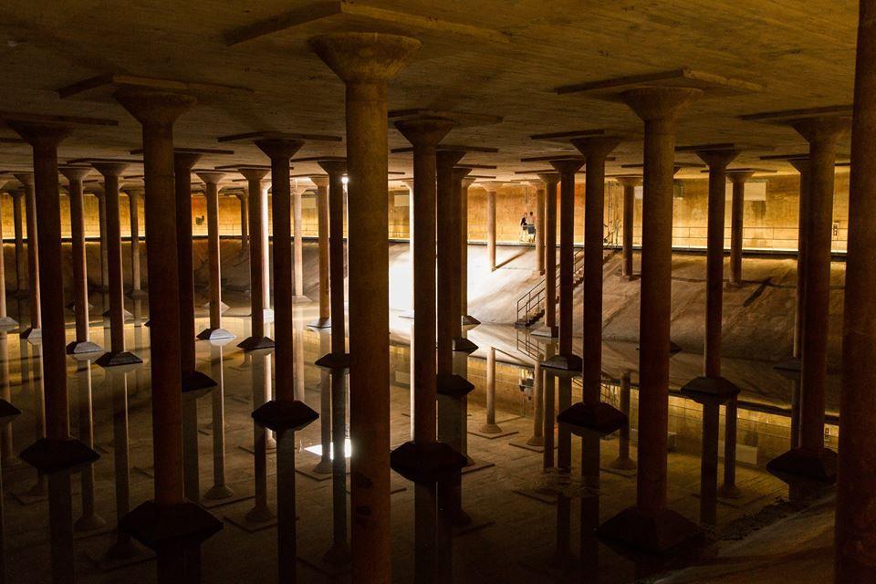 The Buffalo Bayou Cistern