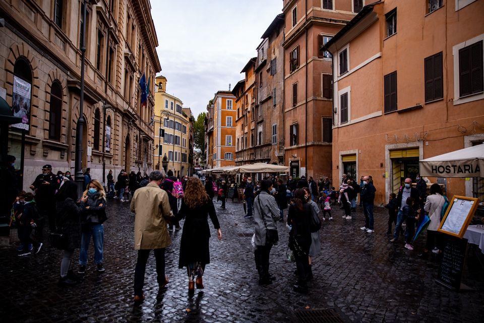 Rome's Jewish Ghetto