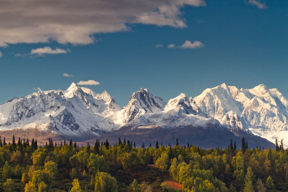 Mt. McKinley- Alaska