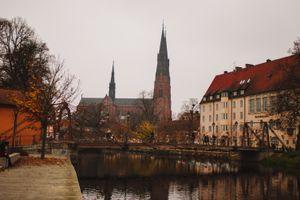 The Swedish capital of Stockholm