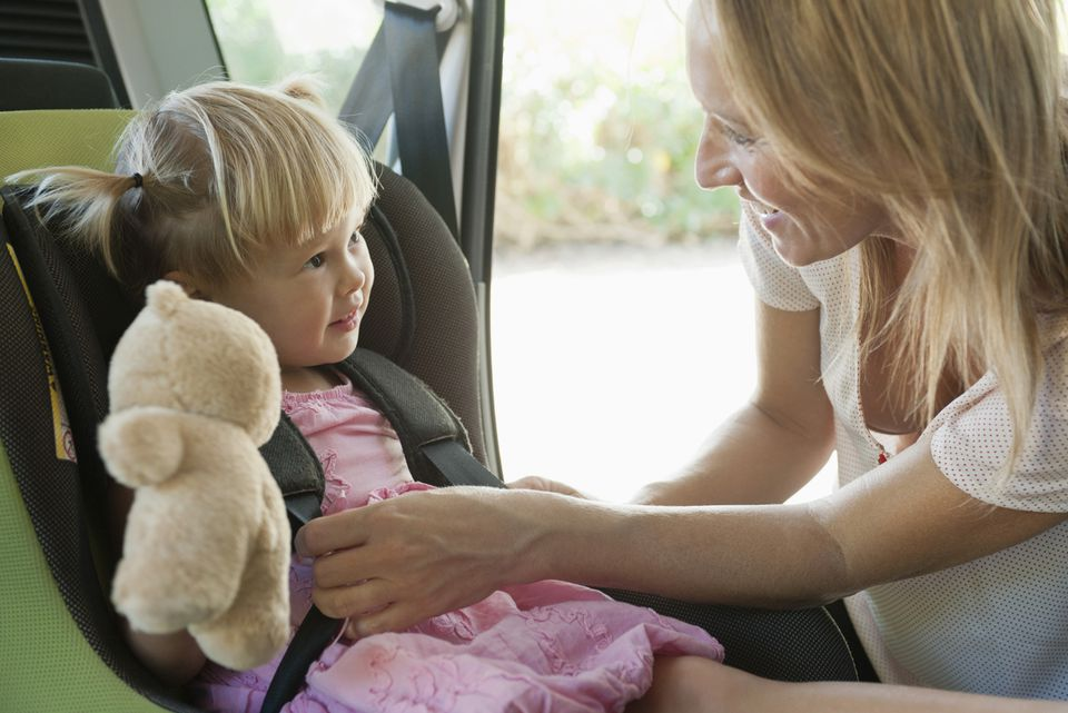 Arizona Requires Child Restraint Systems For Most Vehicles