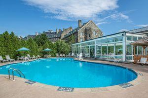Skytop Lodge Outdoor Pool