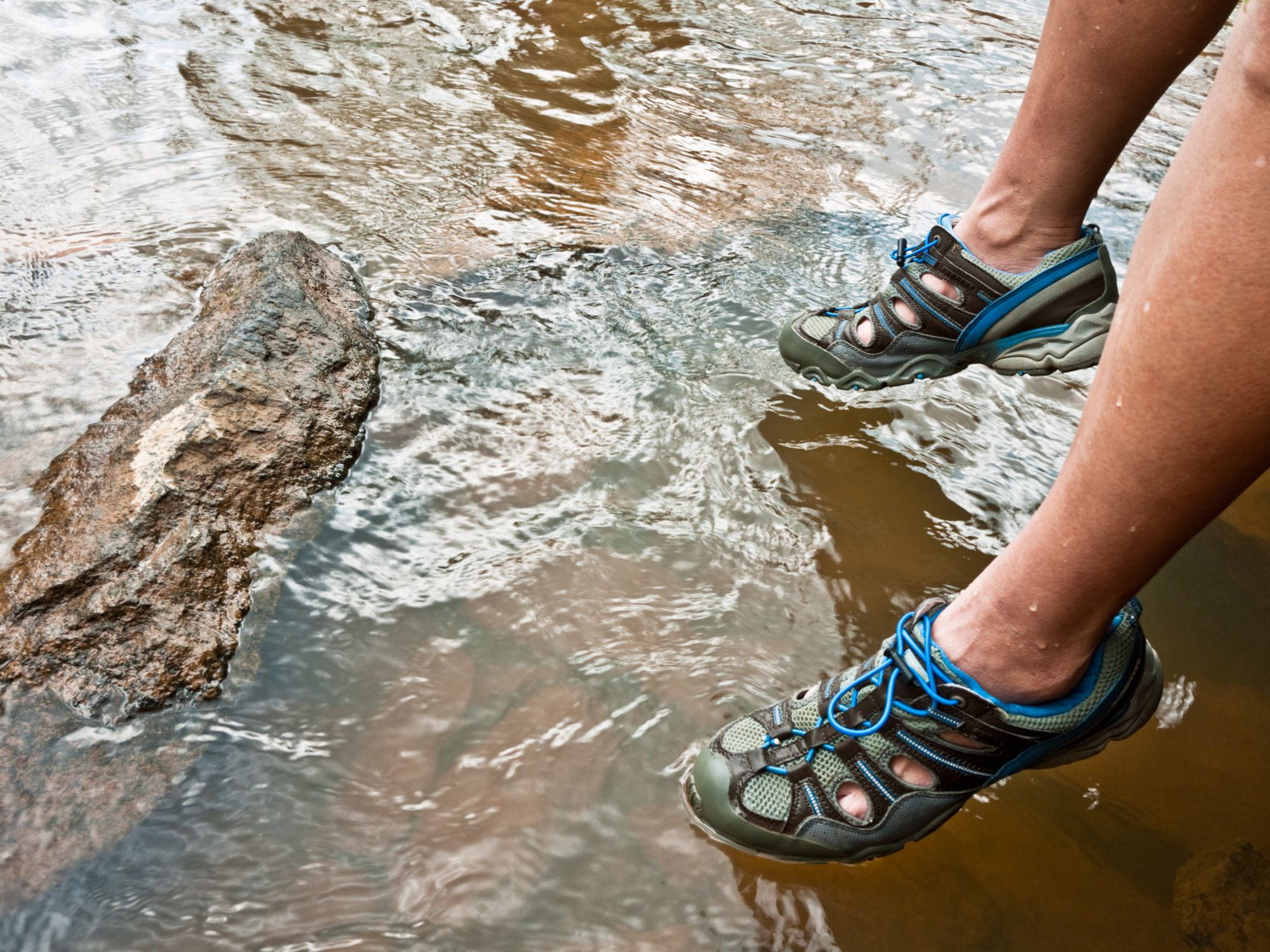 The 8 Best Men's Water Shoes for Hiking