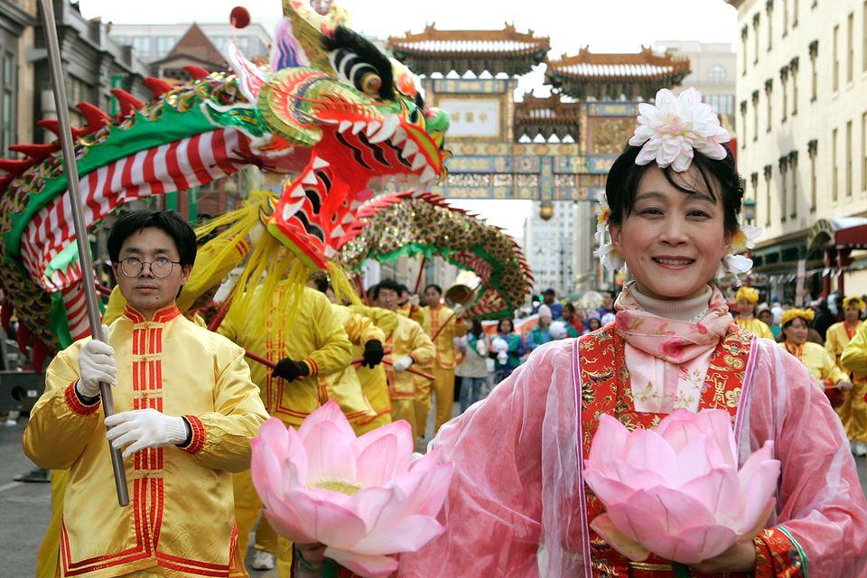 DC Chinese New Year
