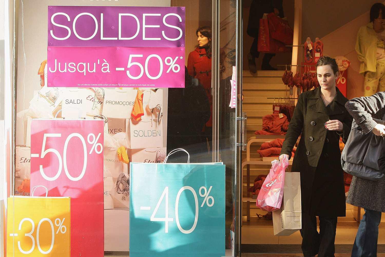 Venta de ropa de París