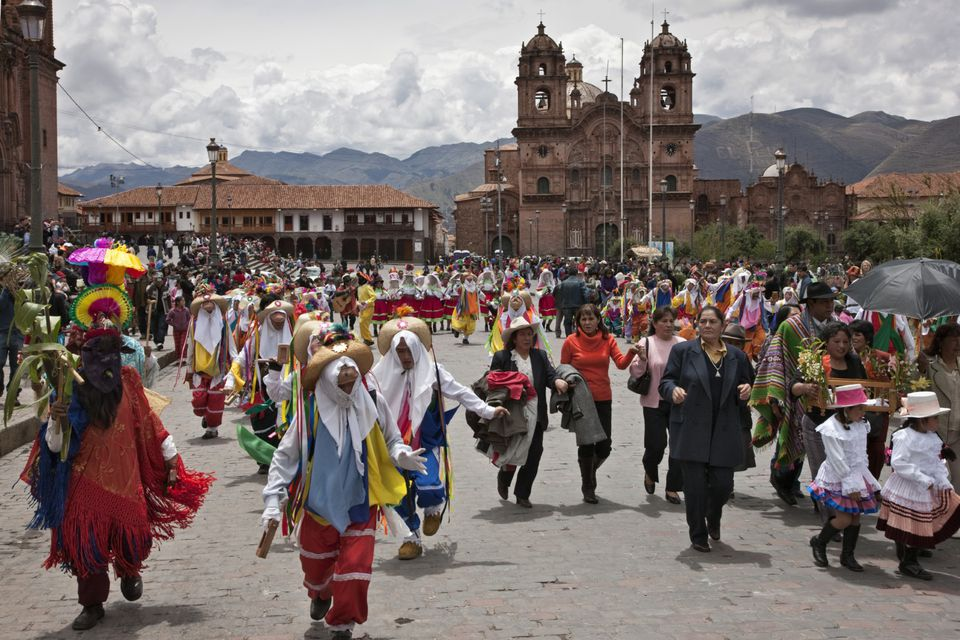 Christmas Day in Cusco