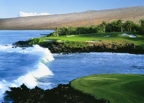 Photo of Mauna Kea Golf Course