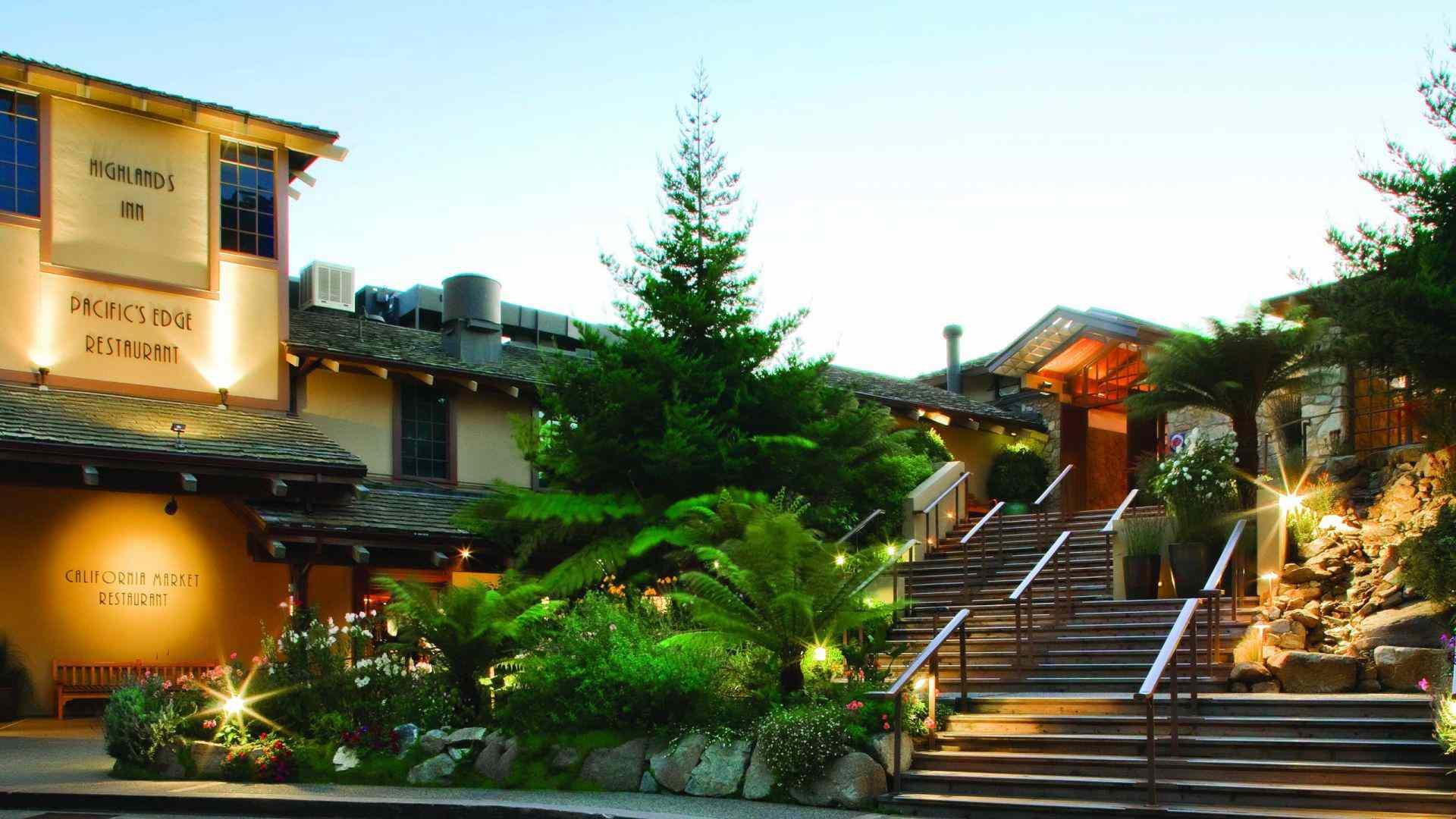 Highland's Inn Carmel