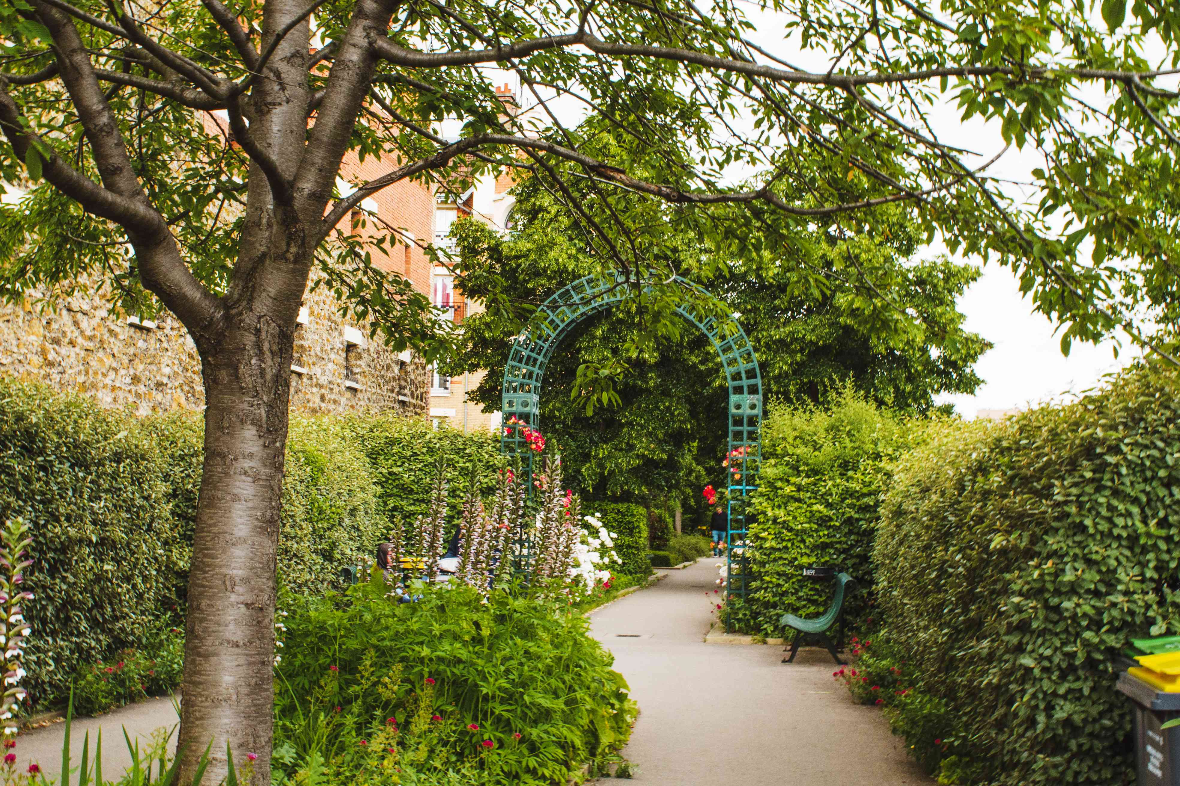 Planted Promenade