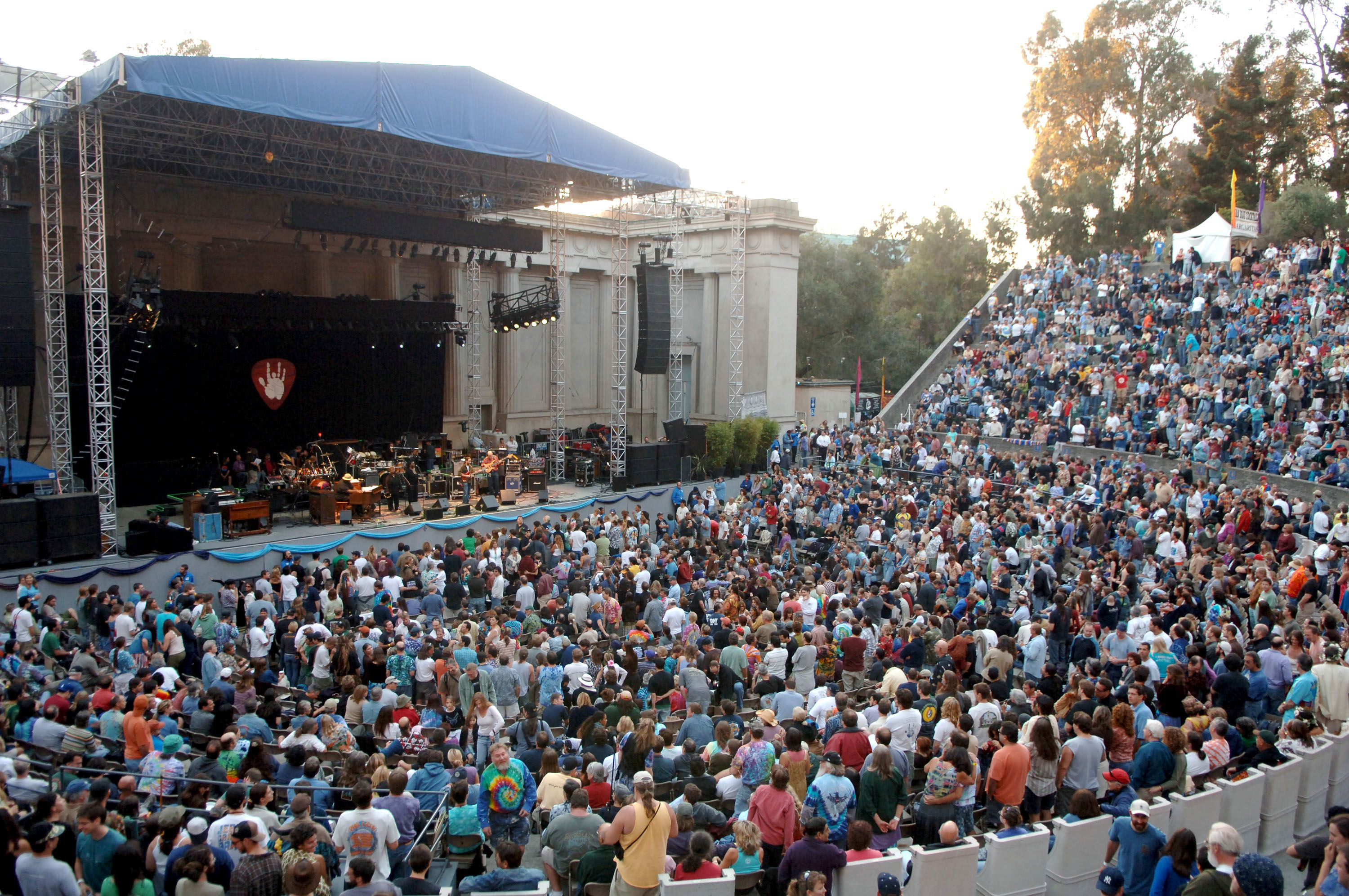 Berkeley Greek Theatre: What You Need to Know