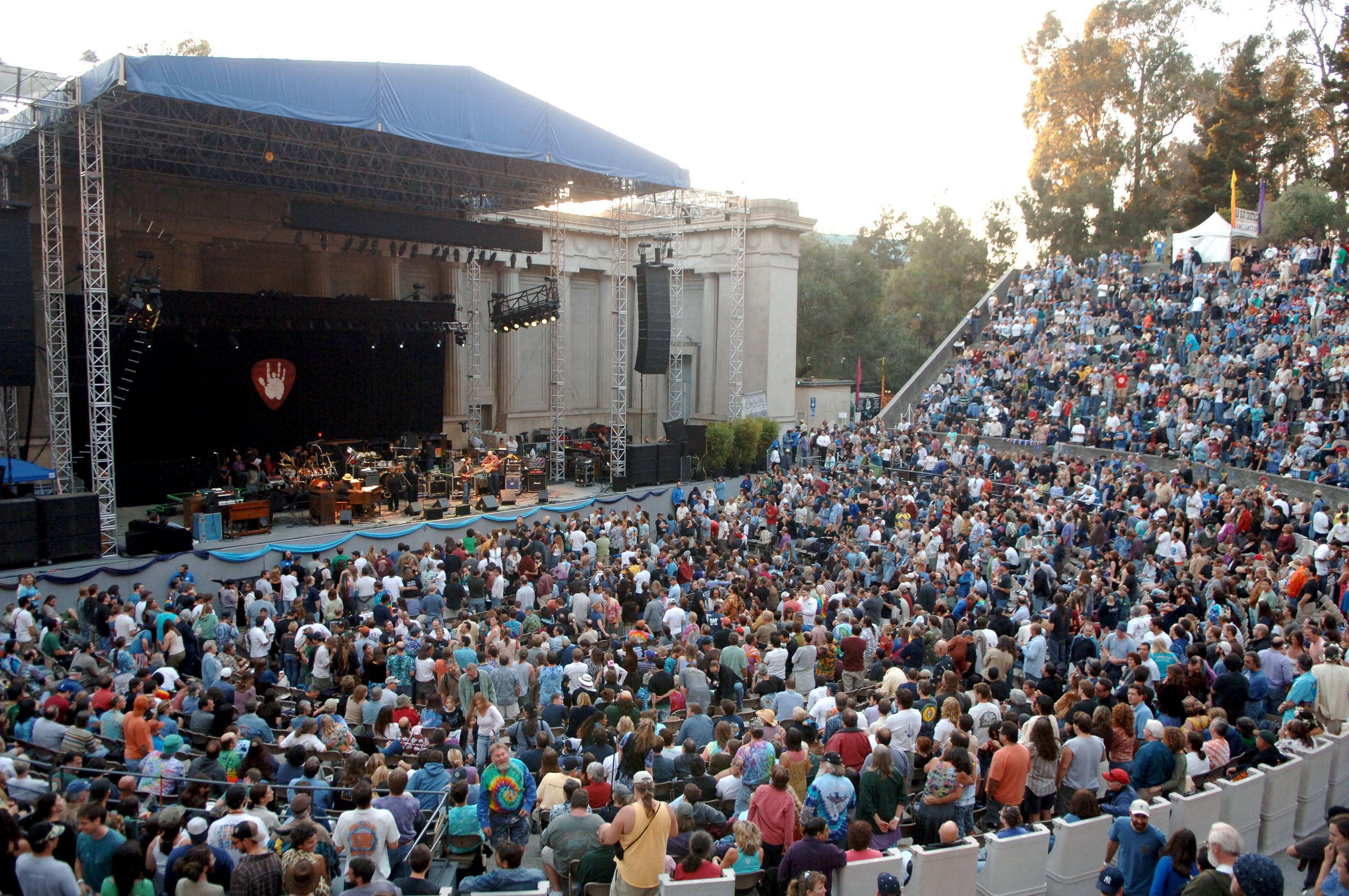 Berkeley Greek Theatre What You Need